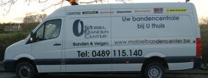 over mobiel banden center